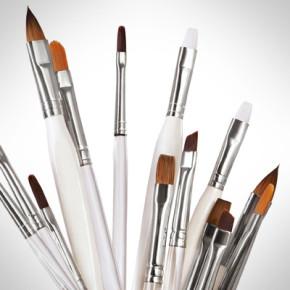 Make-Up Aktion am Novembermarkt