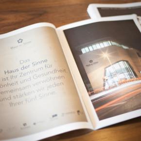 Haus der Sinne Magazin 2013