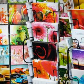 Schicken Sie ihren Liebsten mal wieder eine Postkarte